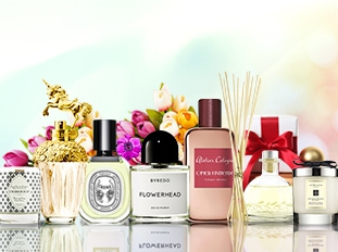 Scented New Year Gifts