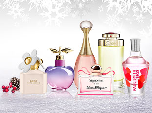 New Christmas Scents