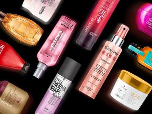 10% taniej na kosmetyki do włosów