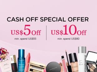 Cash Off Special Offer