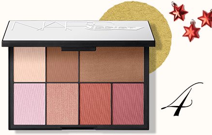 NARSissist Cheek Studio Palette ($39.00)