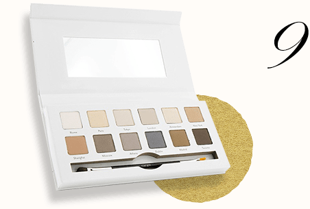 Around the World Eye Shadow Palette ($26.00)