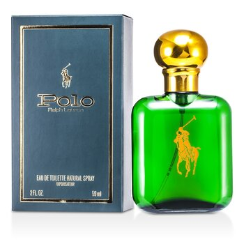 Polo Green Eau De Toilette Spray 59ml/2oz