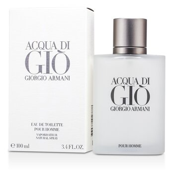 Acqua Di Gio Eau De Toilette Spray  100ml/3.4oz