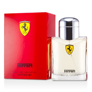 Ferrari Red Eau De Toilette Spray 75ml/2.5oz