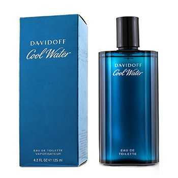 Cool Water Eau De Toilette Natural Spray  125ml/4.2oz