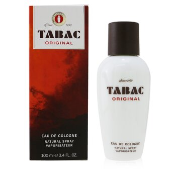 Tabac Original Eau De Cologne Spray  100ml/3.4oz