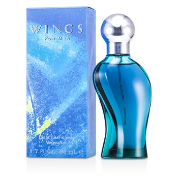Giorgio Beverly Hills Wings Eau De Toilette Spray  50ml/1.7oz