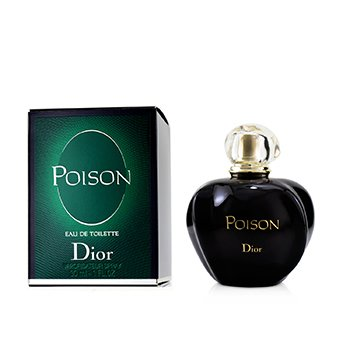Poison Eau De Toilette Spray  30ml/1oz