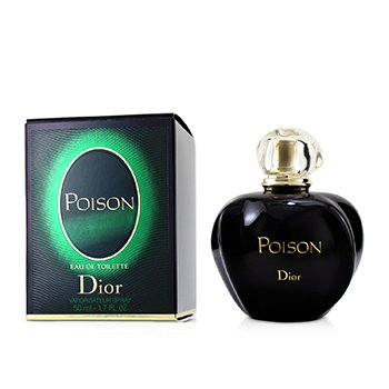 Poison Eau De Toilette Spray  50ml/1.7oz