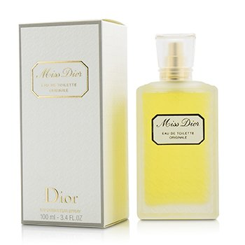 Miss Dior Eau De Toilette Spray (Original)  100ml/3.3oz