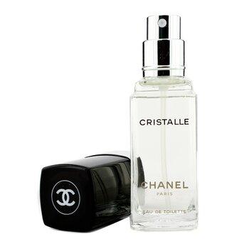 Chanel Cristalle Eau De Toilette Semprot  60ml/2oz