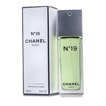 No.19 Eau De Toilette Spray Non-Refillable 100ml/3.3oz