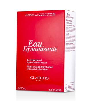 Eau Dynamisante Moisturizing Body Lotion  250ml/8.8oz