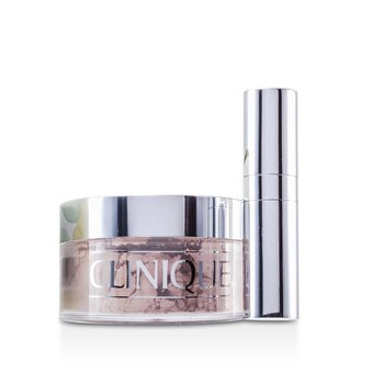 Clinique Polvos para el Rostro+ Brocha- No. 02 Transparency;Recargo por escasez  35g/1.2oz