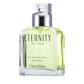 Eternity Eau De Toilette Spray  100ml/3.3oz