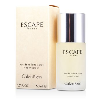 Calvin Klein Escape Eau de Toilette Vaporizador  50ml/1.7oz