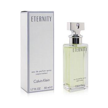 Eternity Eau De Parfum Spray  50ml/1.7oz