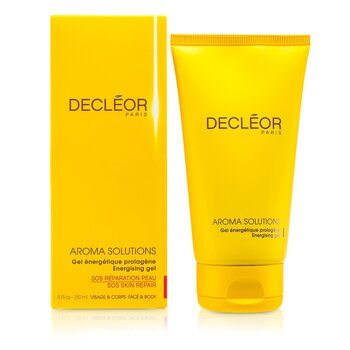 Decleor Creme Aroma Solutions Energising Gel For Face & Body  150ml/5oz