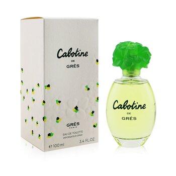 Cabotine Eau De Toilette Spray  100ml/3.3oz