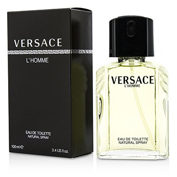 Versace L'Homme Eau De Toilette Spray  100ml/3.3oz