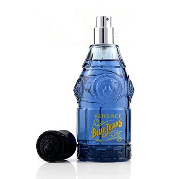 Versus Blue Jeans Edt Spray  75ml/2.5oz