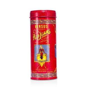 Versus Red Jeans toaletna voda u spreju  75ml/2.5oz