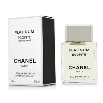 chanel 1 7 oz. egoiste platinum eau de toilette spray 50ml/1.7oz chanel 1 7 oz