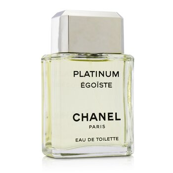 Egoiste Platinum Eau De Toilette Spray 50ml/1.7oz