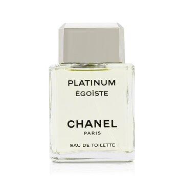Chanel Egoiste Platinum Eau De Toilette Spray  50ml/1.7oz