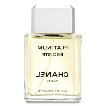 Egoiste Platinum Eau De Toilette Spray  100ml/3.4oz