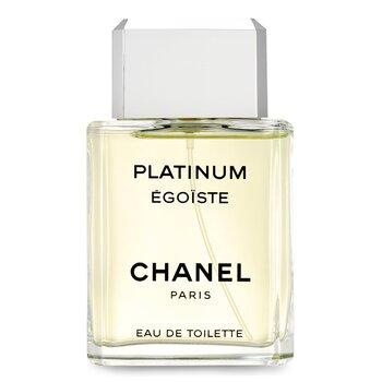 Chanel Egoiste Platinum Eau De Toilette Spray  100ml/3.4oz