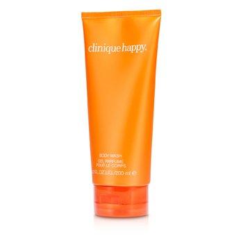 Clinique Happy Body Wash  200ml/6.7oz