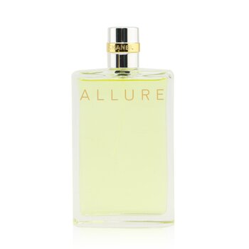 Chanel Allure Eau De Toilette Semprot  100ml/3.3oz