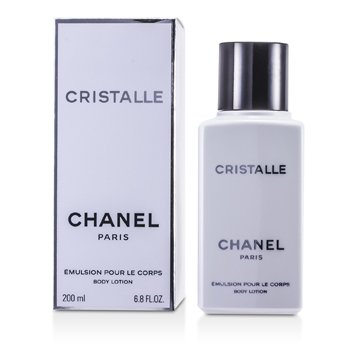 Cristalle Body Lotion 200ml/6.8oz