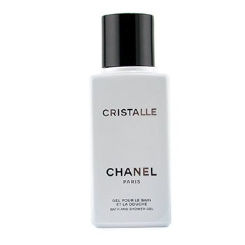 Chanel Cristalle Gel Rendam & Mandi (Buatan AS)  200ml/6.7oz