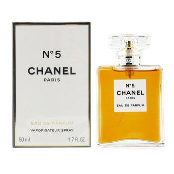 Chanel No.5 Eau De Parfum Spray  50ml/1.7oz