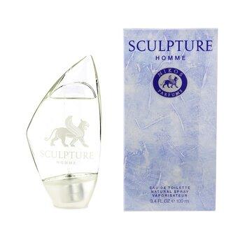 Sculpture Eau De Toilette Spray  100ml/3.3oz
