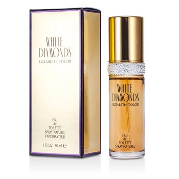 Woda toaletowa EDT Spray White Diamonds  30ml/1oz