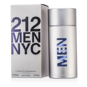 212 NYC EDT Sprey  100ml/3.4oz