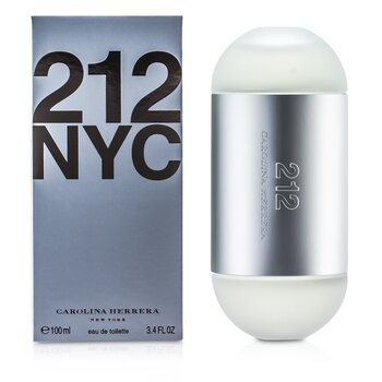 212 NYC Eau De Toilette Spray  2x50ml/1.7oz