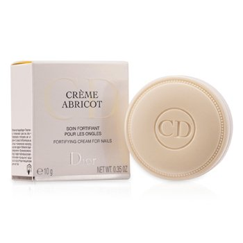 Christian Dior Abricot Creme - Fortifying Cream For Nail  10g/0.3oz