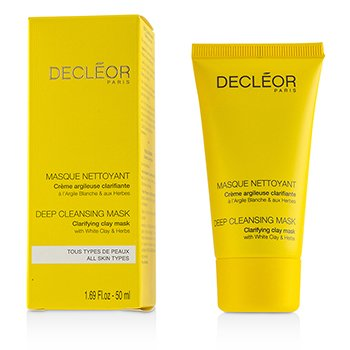 Decleor Clay e Herbal M�scara facial  50ml/1.69oz