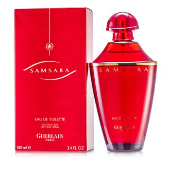 Samsara Eau De Toilette Spray  100ml/3.4oz