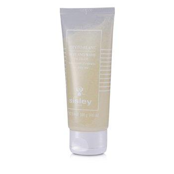 Phyto- Blanc Buff & Wash Facial Gel (Tube)  100ml/3.3oz