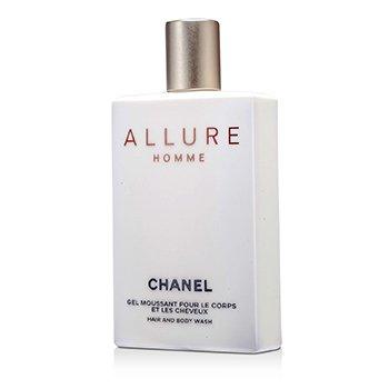 Chanel Żel pod prysznic i szampon w jednym Allure Hair & Body Wash (wyprodukowany w USA)  200ml/6.8oz