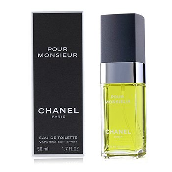 Pour Monsieur Eau De Toilette Spray 50ml/1.7oz