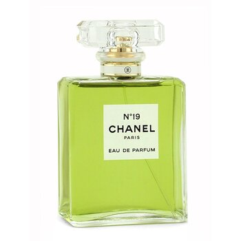 Chanel No.19 Eau De Parfum Semprot  100ml/3.3oz