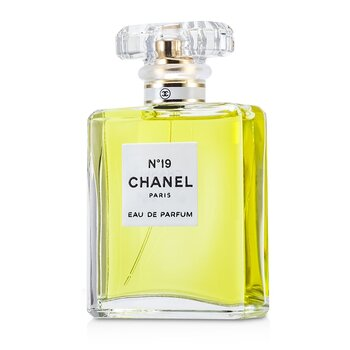 chanel no 19. no.19 eau de parfum spray-cristal bottle 50ml/1.7oz chanel no 19