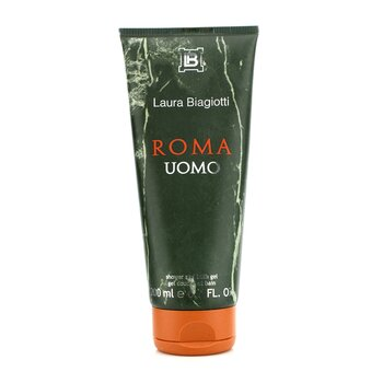 Roma Shower & Bath Gel  200ml/6.7oz
